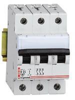 Legrand Автоматический выключатель 3-полюсный 6A 407288 (3447)
