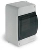 LUXEL Бокс Люксел 4 модуля с дверцей LX-40004-D