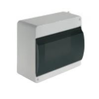 Luxel Бокс Люксел 8 модулей с дверцей LX-40008-D