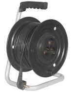 Удлинитель на катушке 2х2,5 50м УК-223-4-50