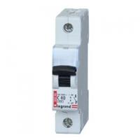 Legrand Автоматический выключатель 1-полюсный 6A 407260 (3382)