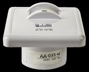 ASD Датчик движения инфракрасный ДД-035-W 500Вт 140 гр.12м IP20 белый 4690612001920