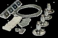ASD комплект подвесов LP-КПТ на тросах для панели светодиодной 4690612001395