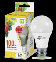 ASD Лампа светодиодная LED-A60-standard 11Вт 160-260В Е27 3000К 990Лм 4690612001739