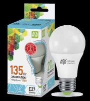 ASD Лампа светодиодная LED-A60-standard 15Вт 160-260В Е27 4000К 1350Лм 4690612002101