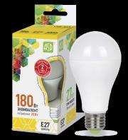 ASD Лампа светодиодная LED-A65-standard 20Вт 160-260В Е27 3000К 1800Лм 4690612004198