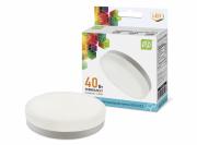 ASD Лампа светодиодная LED-GX53-standard 4.2Вт 160-260В 4000К 380Лм 4690612005065