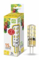 ASD Лампа светодиодная LED-JC-standard 1.5Вт 12В G4 3000К 135Лм 4690612003757