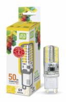 ASD Лампа светодиодная LED-JCD-standard 5Вт 160-260В G9 3000К 450Лм 4690612004594