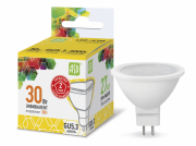 ASD Лампа светодиодная LED-JCDR-standard 3Вт 160-260В GU5.3 3000К 270Лм 4690612002248