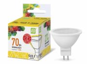 ASD Лампа светодиодная LED-JCDR-standard 7.5Вт 160-260В GU5.3 3000К 675Лм 4690612002286
