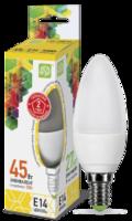 ASD Лампа светодиодная LED-СВЕЧА-standard 5Вт 160-260В Е14 3000К 450Лм 4690612002200