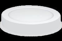 ASD панель LED круглая NRLP-eco 18W 4000К 225мм белая накладная IP40 4690612004372