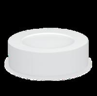 ASD панель светодиодная круглая NRLP-eco 14W 4000К 170мм белая накладная IP40 IN HOME 4690612008127