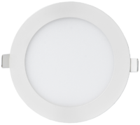 ASD панель светодиодная круглая RLP-eco 18W 4000К 225/205мм белая IP40 4690612004334