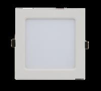 ASD панель светодиодная квадратная SLP-eco 14W 4000К 980Лм 171х171х23мм белая IP40 4690612007168