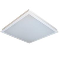 ASD панель светодиодная LP-eco-ПРИЗМА 36W 6500К 3000Лм 595х595х25мм без ЭПРА БЕЛАЯ IP40 4690612003542