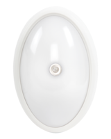 ASD светильник LED СПП-Д 2202 8W 4000К 187х127мм с датчиком движения ОВАЛ IP65 4690612003719