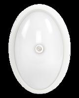 ASD светильник LED СПП-Д 2402 12W 4000К 240х160мм с датчиком движения ОВАЛ IP65 4690612003726