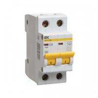 ИЭК Автоматический выключатель 2-полюсный ВА47-29 20А MVA20-2-020-C