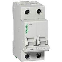 Schneider electric Автоматический выключатель 2П 16А EZ9F34216