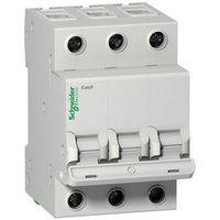 Schneider electric Автоматический выключатель 3П 6А EZ9F34306