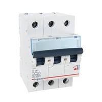 Legrand Автоматический выключатель ТХ3 С10А 3П 6000кА 404054