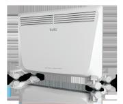 BALLU конвектор электрический Enzo BEC/EZER-1500 с электронным термостатом