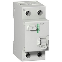 Schneider electric Дифф автомат 2П 10А 30мА EZ9D34610