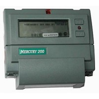Электросчетчик МЕРКУРИЙ 200.02 230V 60A многотарифный однофазный
