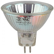 Эра лампа галогеновая MR16 50Вт-230В GU5.3