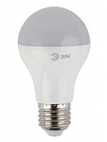 ЭРА лампа светодиодная ЛОН А60 8W Е-27 холодная 840 ECO