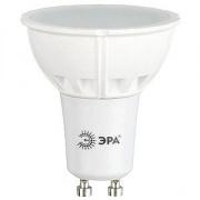 ЭРА лампа светодиодная MR16 GU10 5W теплая 827 ECO