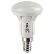 ЭРА лампа светодиодная R50 6W Е-14 теплая 827
