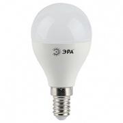 ЭРА светодиодный шарик 6w E14 холодный ECO 840-Р45