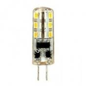 FERON лампа светодиодная G4 2W холодная силикон 12В LB-420 4000K