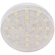 FERON лампа светодиодная GX53 5W теплая LB-153