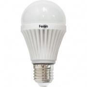 FERON лампа светодиодная матовая Е-27 12W холодная белая LB-49 6400K