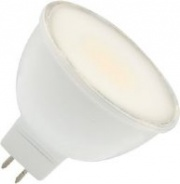 FERON лампа светодиодная MR16 GU5.3 6W матовая теплая LB-96 2700К