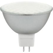 FERON лампа светодиодная MR16 GU5.3 7W матовая холодная LB-26 4000K