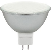 FERON лампа светодиодная MR16 GU5.3 7W матовая теплая LB-26 2700K
