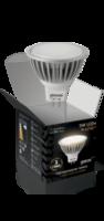 Gauss лампа светодиодная MR16 GU5.3 5W теплая 2700К 101505105