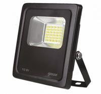 Gauss прожектор светодиодный 10W IP65 6500К черный 613100310