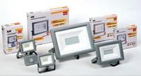 ИЭК прожектор 10W светодиодный серый IP65 СДО 07-10
