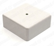 GREENEL Коробка распаячная наружняя 100*100*44 белая IP40 GE41221-01