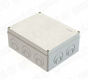 GREENEL Коробка распаячная наружняя 240*195*90 большая IP55 GE41272