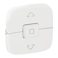Legrand Valena ALLURE лицевая панель для выключателя управления жалюзи и рольставнями белый 755145