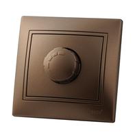 Lezard MIRA диммер регулятор света 1000W Светло-коричневый металлик 701-3131-157