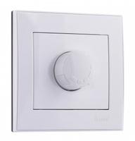 Lezard RAIN Диммер 800Вт белый 703-0288-115
