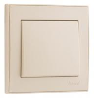 Lezard RAIN Выключатель крем 703-0388-100